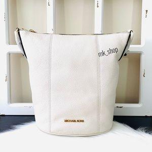 Michael Kors Brooke Medium Bucket Messenger
